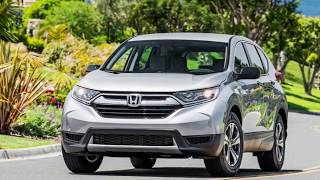 2018 HONDA CR-V LX FWD FULL REVIEW