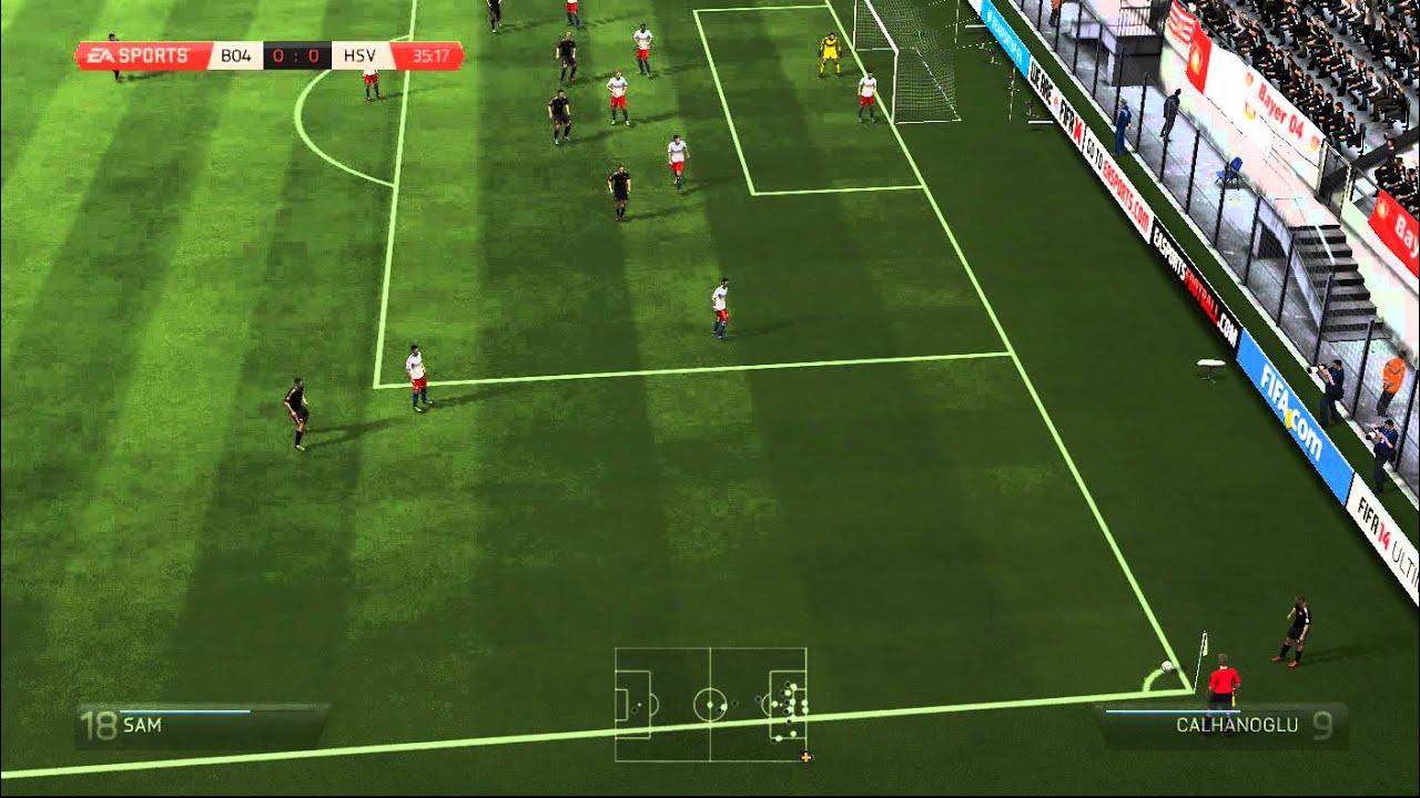 Hamburg Vs Leverkusen