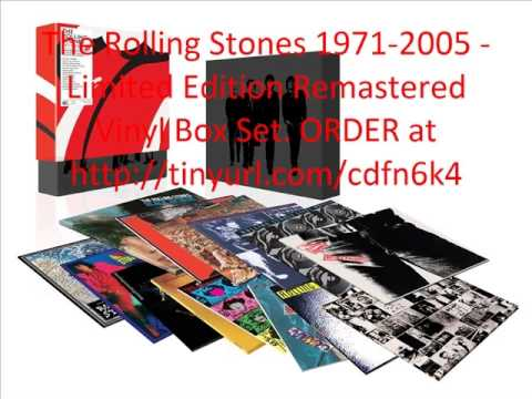 The Rolling Stones | The Rolling Stones 1971-2005 Limited Edition Remastered Vinyl Box Set Songs