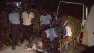 Suicide bombers kill 15 in Mogadishu