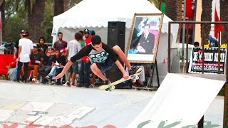 Extreme Skate Morocco SafiCity -Moroccan Adrenaline Skate-Bmx competition summer 2014