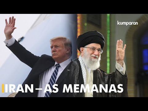 Usai Serang AS Di Irak, Iran Ancam Serang Dubai Dan Israel