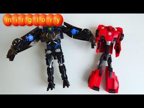 Машинки трансформеры Car Transformers Robot Car Toy Роботы игрушки для детей Mirglory