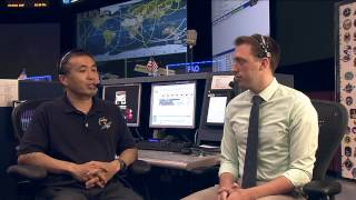 Space Station Live: Japanese Astronaut Koichi Wakata