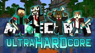 Minecraft: Ultra Hardcore! Episode 1 - Prepare for Battle! (UHC Mod)