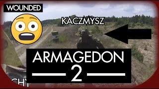 Airsoft Sniper Gameplay - Scope Cam - Karolew: ARMAGEDON 2
