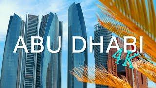 Abu Dhabi Sehenswürdigkeiten 4K