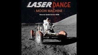 Laserdance Moon Machine Source Code Cover