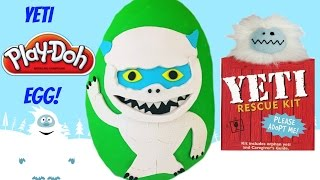 Wacky GO YETI Wednesday | Rudolph Abominable Snowman | Yeti Rescue Kit Wacky Packages