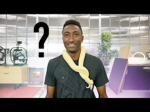 Download Youtube: Snakes in the Studio? Ask MKBHD V19!