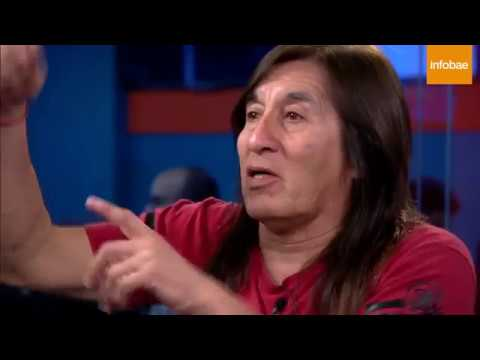 Dany Lescano: No me importa que Cristina vaya presa, pero bajame la comida, papá