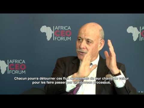 AFRICA CEO FORUM 2015 - Interview Jeremy Rifkin