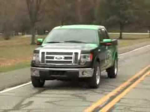 Ford F 150 4wd Wheel Motor Electric Vehicle Test Drive