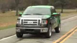Ford F-150 4WD Wheel Motor Electric Vehicle TEST DRIVE