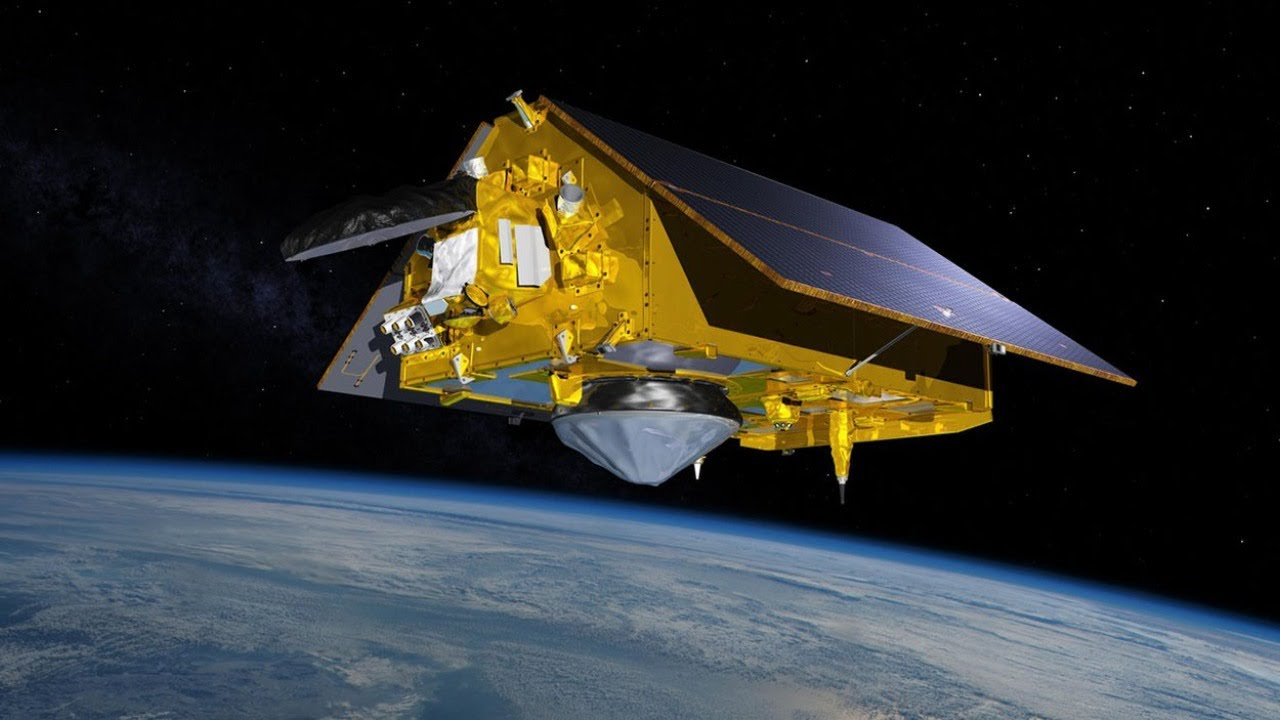 Download Rising Tides: First Year in Space for NASA's Earth Flagship (Live Public Talk)