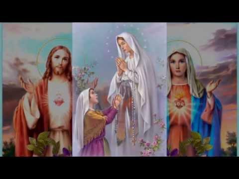 Récitation à haute voix du saint Rosaire de la très sainte vierge Marie
