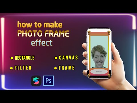 Photo Frame - Spark AR Studio [ Tutorial ]