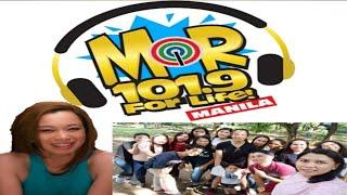 Download Dj toni ng MOR101. 9 ganito pala ang ugali sa personal