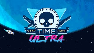 Super Time Force Ultra Super Hardcore All Missions  Speedrun (25:07)