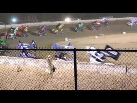 Johnny Smith #54 - Rick Yanac Motorsports- Greenwood Valley Action Track Feature 6/24/17