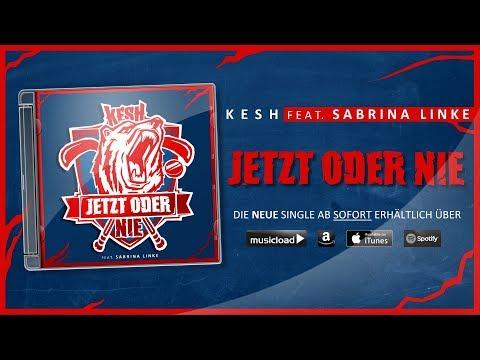 K E S H  |  JETZT ODER NIE feat. SABRINA LINKE | Eisbären Berlin