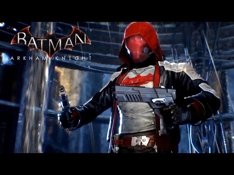 Batman Arkham Knight - DLC Red Hood [FR]