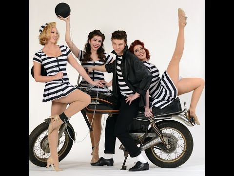 Rider Musical Theatre: All Shook Up