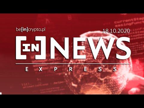 Przełomowa hossa na BTC, 68 mln $ spalone, ATARI na giełdzie - [in]NEWS Express - 18.10.2020