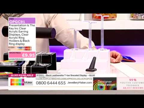 Business Success - Jewellery Maker DI - 08/07/15