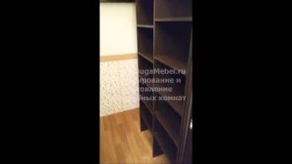 Гардеробная комната, встроенная, размеры комнаты 160 см. на 109 см.(, 2015-12-20T22:26:02.000Z)