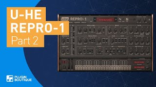 Repro-1 by U-he   Melody Lead Patch Tutorial   Summer Song Starter P2