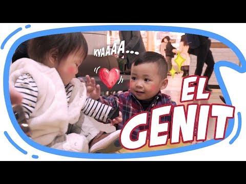 ANAKKU SUDAH GENIT! Japan Vlog