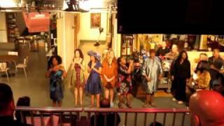 """Sherri Shepherd & cast after live taping of """"Sherri"""" - 09/18/09 Thumbnail"""