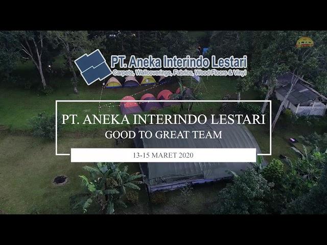 Keseruan bersama PT. ANEKA INTERINDO LESTARI