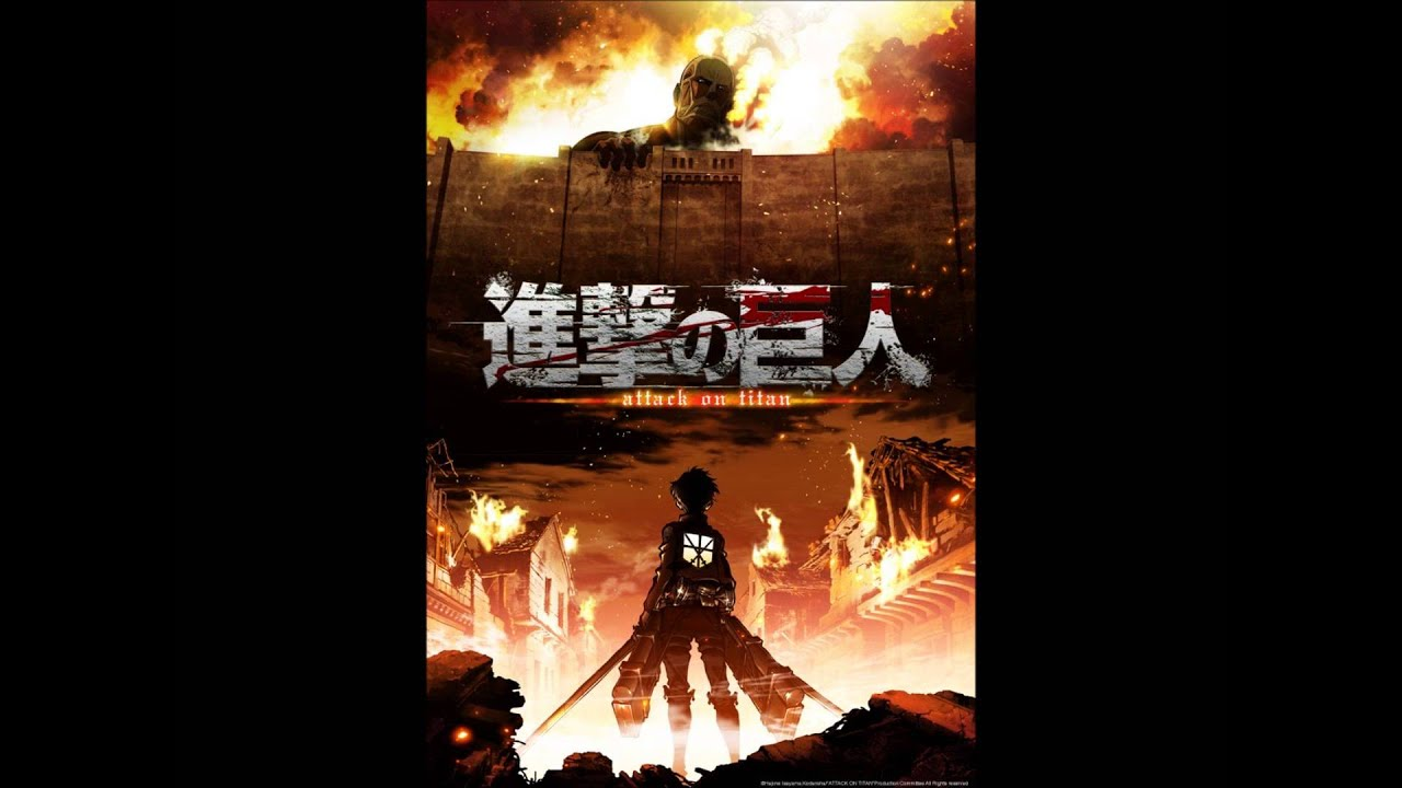 Attack on Titan full theme song - YouTube