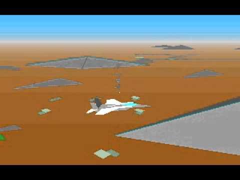[PC DOS] F-15 Strike Eagle 2 - Gameplay