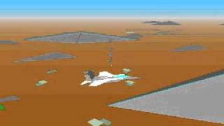 [PC DOS] F-15 Strike Eagle 2 - Gameplay