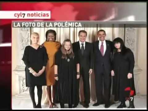 El Vestuario De Las Hijas De Zapatero En Boca De Todos Youtube