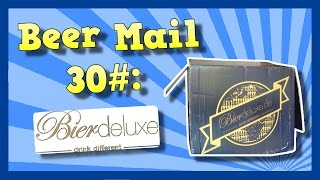 Beer Mail 30#: From Bier-Deluxe