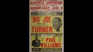 Big Joe Turner - Oke She Moke She Pop - [2 different studio versions]