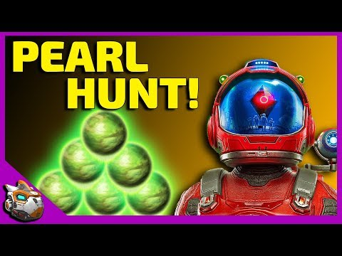 Albumen Pearl Hunting In The Weekend Community Event No Man's Sky Synthesis
