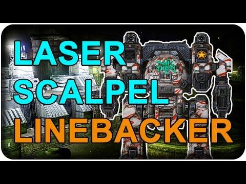 STRIKE FAST LINEBACKER - Mechwarrior Online - TTB