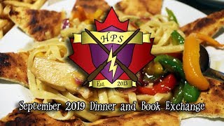 Harry Potter Society Meetup September 2019 - THE WEASLEY LIFE