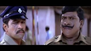 vadivelu and Arjun Comedy from maruthamalai part 3
