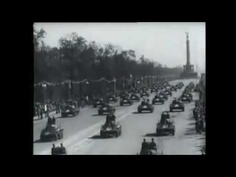 Allies Parade, 7 september 1945