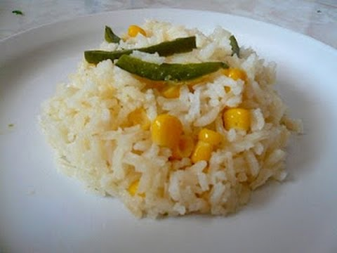Receta de la sopa de arroz blanco youtube for Como se prepara el arroz