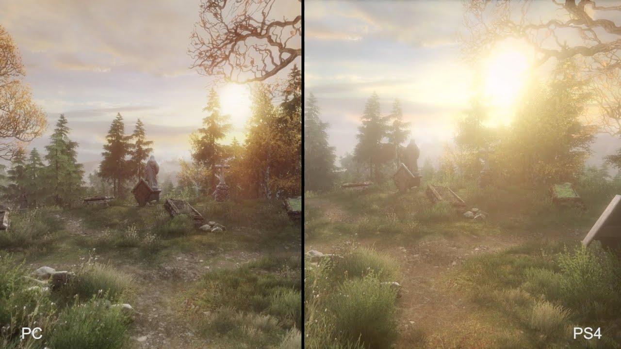 The re-engineering of Ethan Carter • Eurogamer net