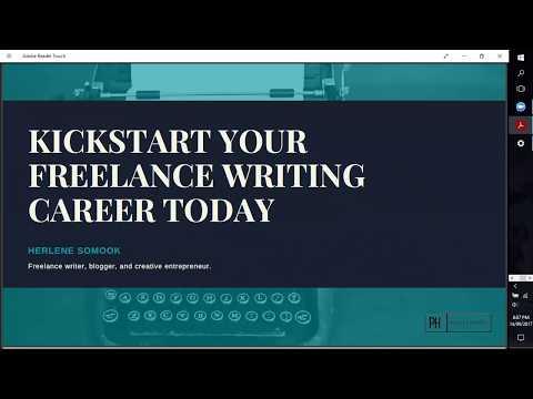 Freelance Writing for Newbies: Kickstarting Your Career