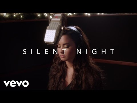 Demi Lovato - Silent Night