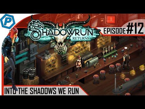 Shadowrun Returns   #12   Matrix Combat, better with programs